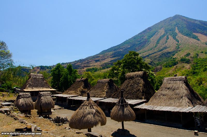 Gambar Pemandangan Desa  Gambar Pemandangan