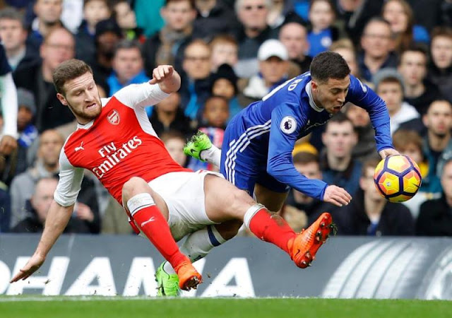 Prediksi Bola Chelsea vs Arsenal Liga Inggris