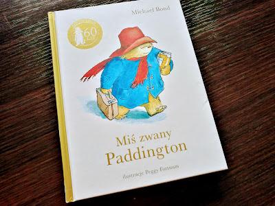 nowe, kolorowe, wydanie specjalne, książki, Miś zwany Paddington