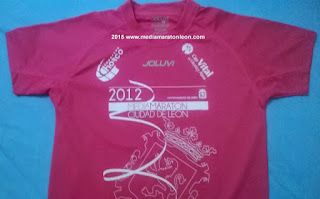 IV Media Maraton Leon 2012