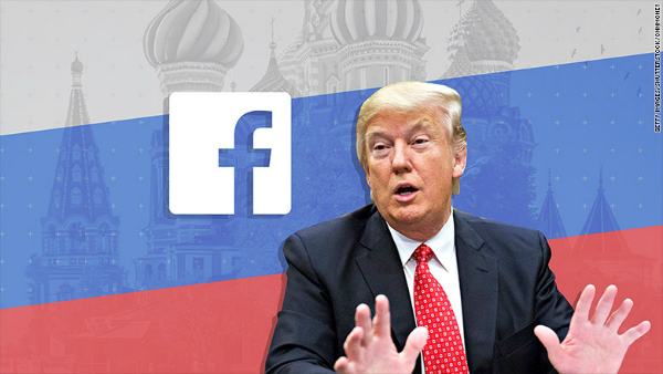 فيسبوك تكشف للكونغرس عن الدور الروسي في الانتخابات الأمريكية