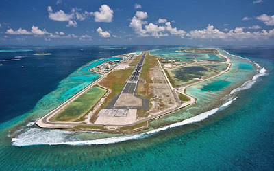 Male Airport Maldives