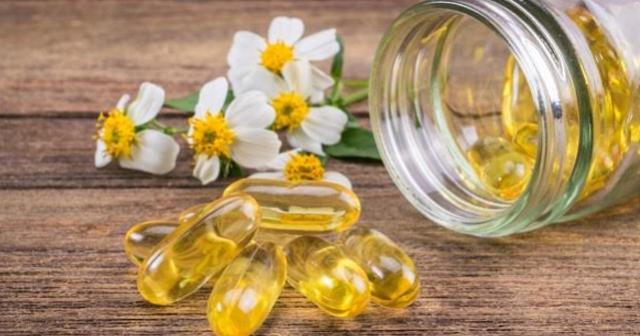 Điều trị tàn nhang với vitamin E