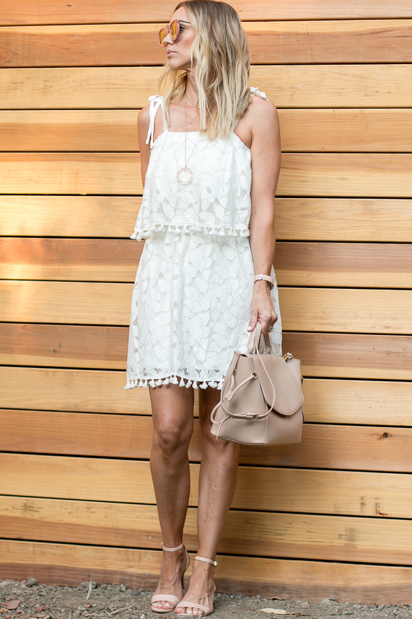 perfect LWD summer style parlor girl