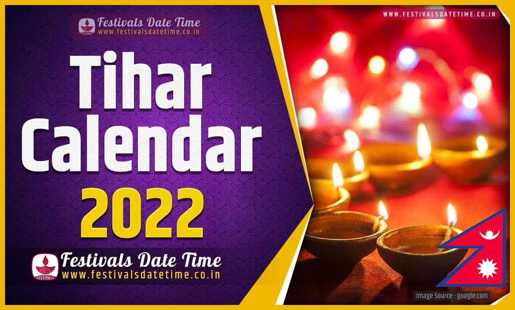 2022 Tihar Date Time In Nepal 2022 Tihar Nepali Calendar Festivals Date Time