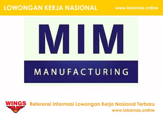 Info Lowongan Kerja Terbaru PT Multi Indomandiri (Lulusan SMK/SMA/Setara)