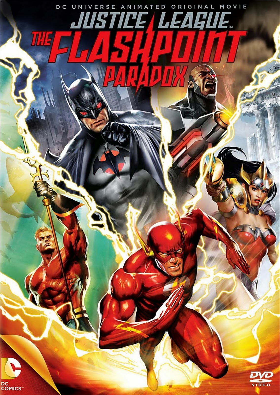 Justice League: The Flashpoint Paradox 2013 - Full (HD)
