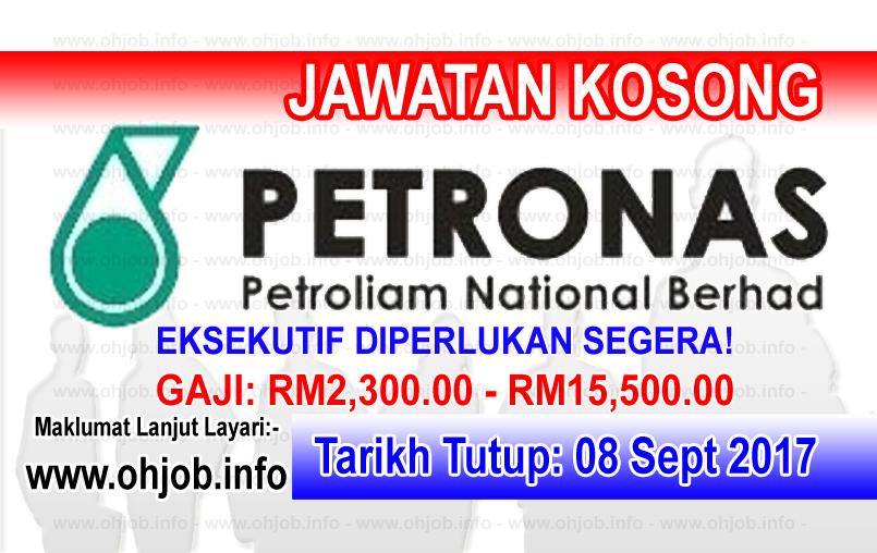 Jawatan Kerja Kosong PETRONAS ICT Sdn Bhd logo www.ohjob.info september 2017