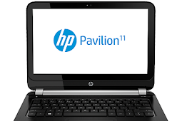 HP Pavilion 11-e000 Notebook PC series Software and Driver Downloads For Windows 8 (64 bit)