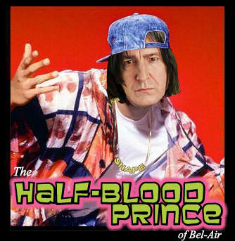 Snape Fresh Prince of Belair