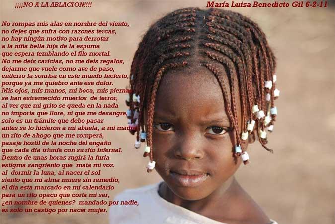 Día contra la mutilación genital femenina - debbiebissett.com