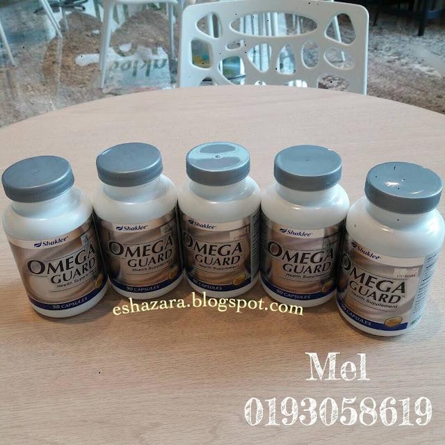 kenapa perlu pilih omega-3 shaklee