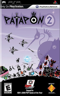Download Patapon PSP 1,2,3 PPSSPP All Seri Iso