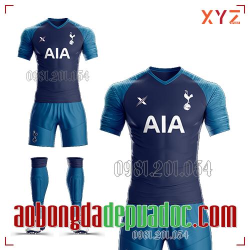 Áo Tottenham 2019 Sân Khách Mẫu 2