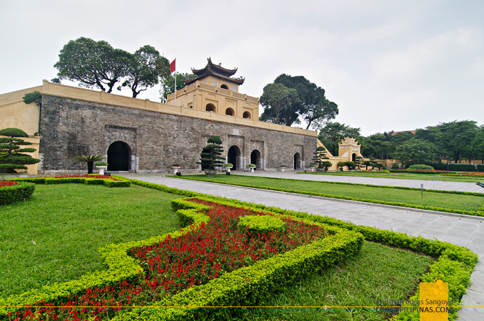 Hanoi Citadel UNESCO World Heritage Site
