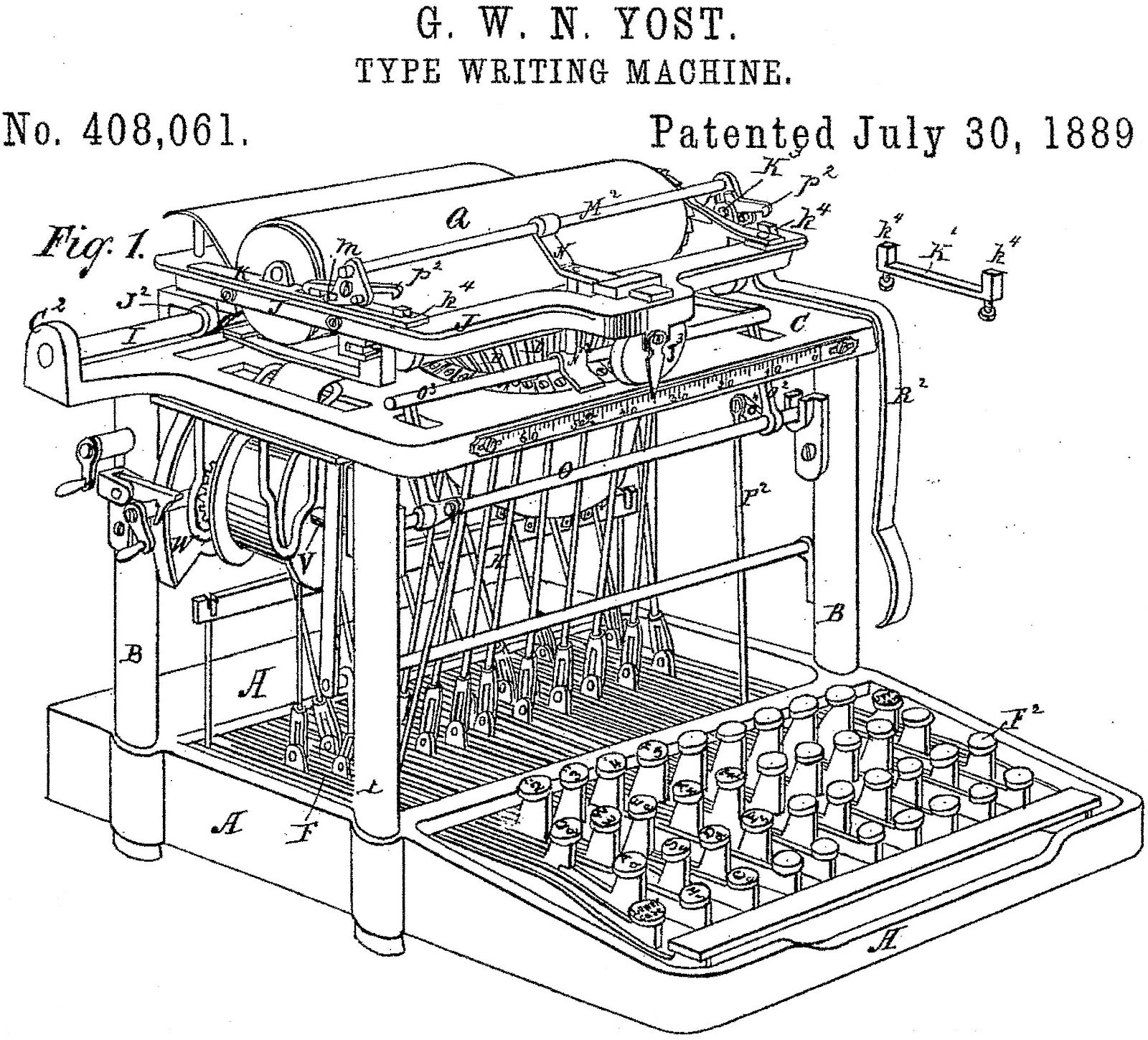 oz.Typewriter: On This Day in Typewriter History: Wagner's