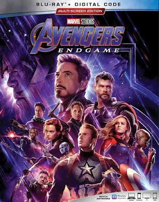 Avengers Endgame 2019 Bluray