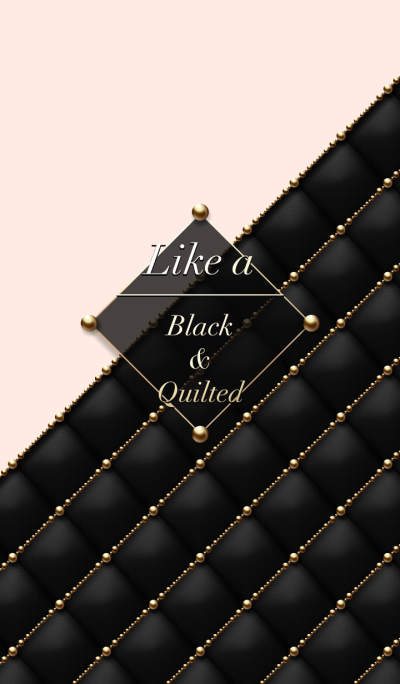 Like a - Black & Quilted *Star