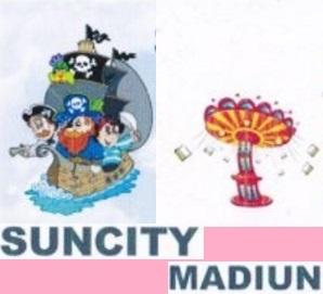 Tiket Masuk Sun City Waterpark & Theme Park Madiun