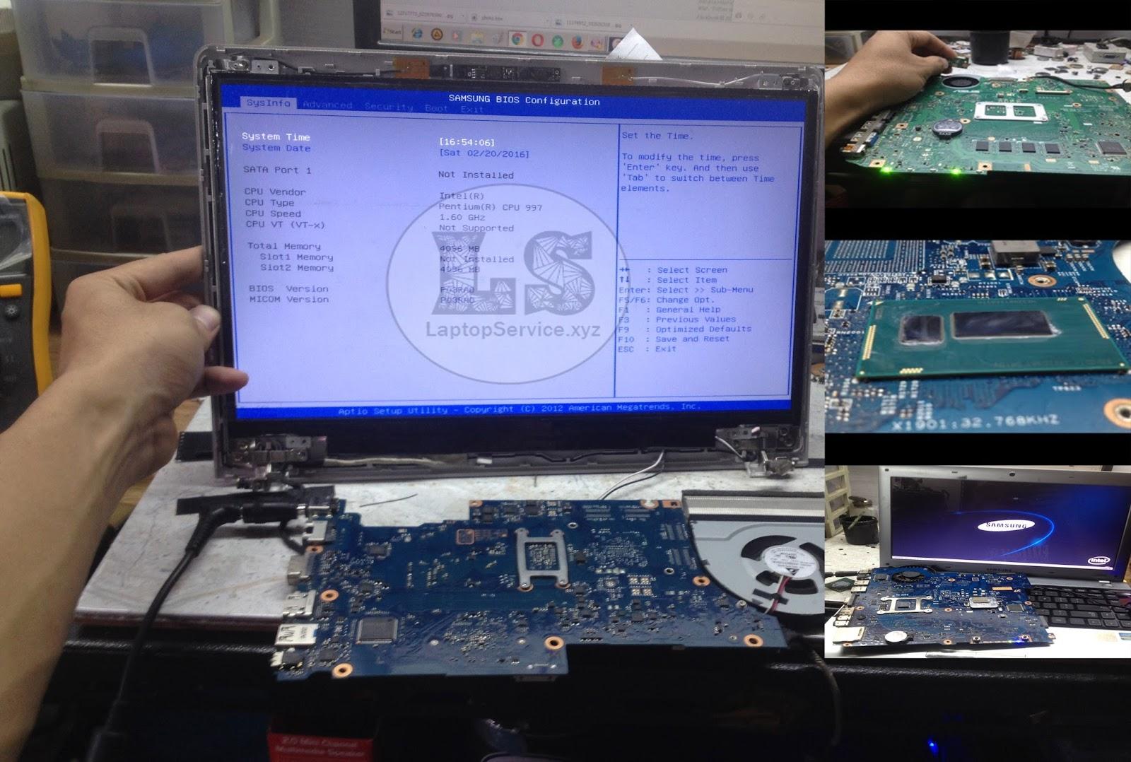 Service Laptop Murah di Kediri
