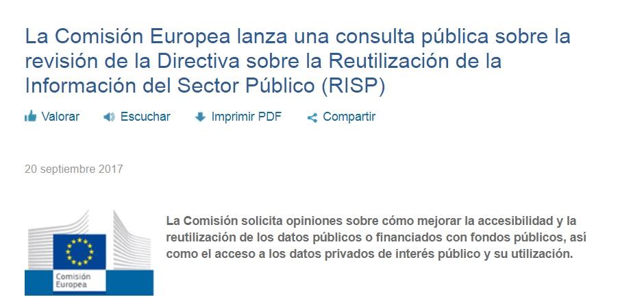 Europe Direct Región de Murcia: La Comisión Europea lanza una ...