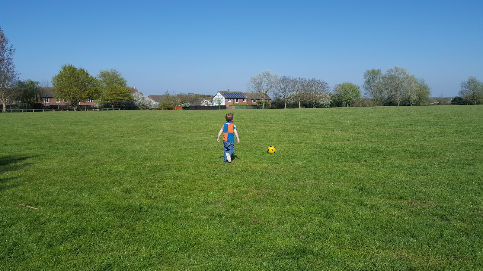 Football In The Park Marina Drive Groby