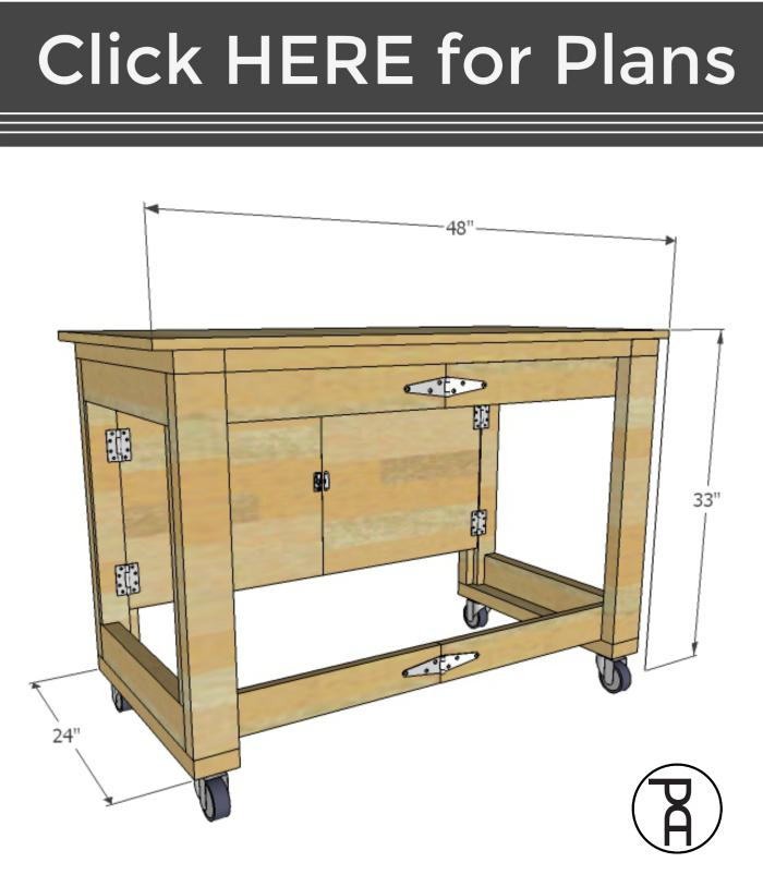 Ryobi Folding Workbench