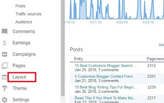 How To Add Social Media Widget With Share Counts In Blogger