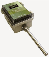 compact mass flow meter