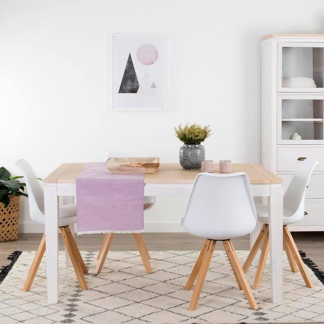 Moderne und komfortable Speisesäle