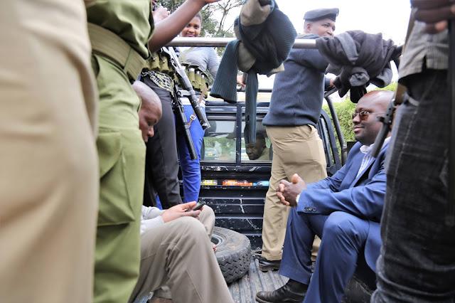 Mkuu wa Wilaya aagiza kukamatwa kwa Mkurugenzi na Mwanasheria wake
