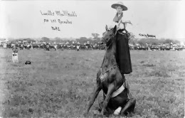 cowgirl lucille mulhall