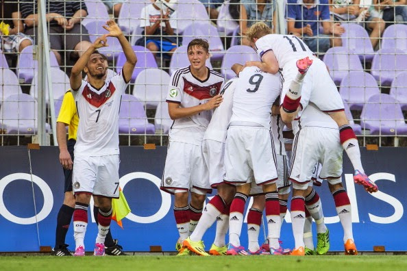 8cc83d9f13 ... no Mundial sub-20 que vai acontecer na Nova Zelândia a partir do mês de  maio. Alemanha derrota Portugal e conquista o bicampeonato na Euro sub-19  ...