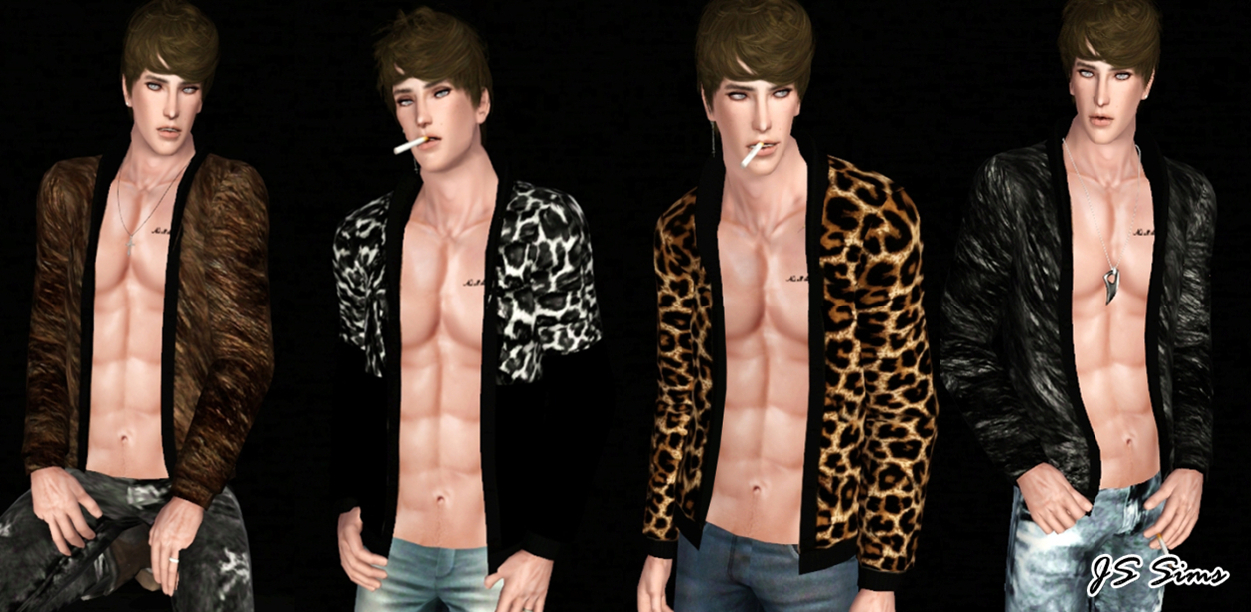Sims 4 sexy male clothes