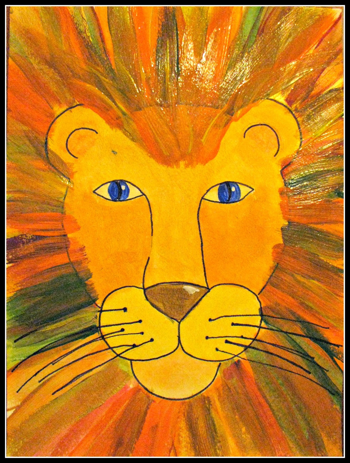 PLATEAU ART STUDIO: Lion