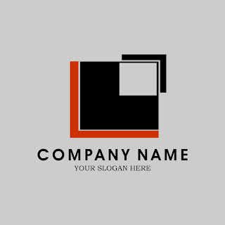 Square Business Logo Template Free Download Vector CDR, AI, EPS and PNG Formats
