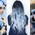 Θα έβαφες τα μαλλιά σου μπλε;