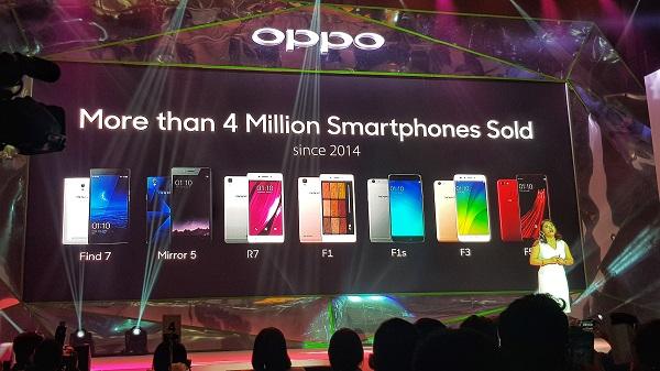 OPPO F7 Philippines Smartphones