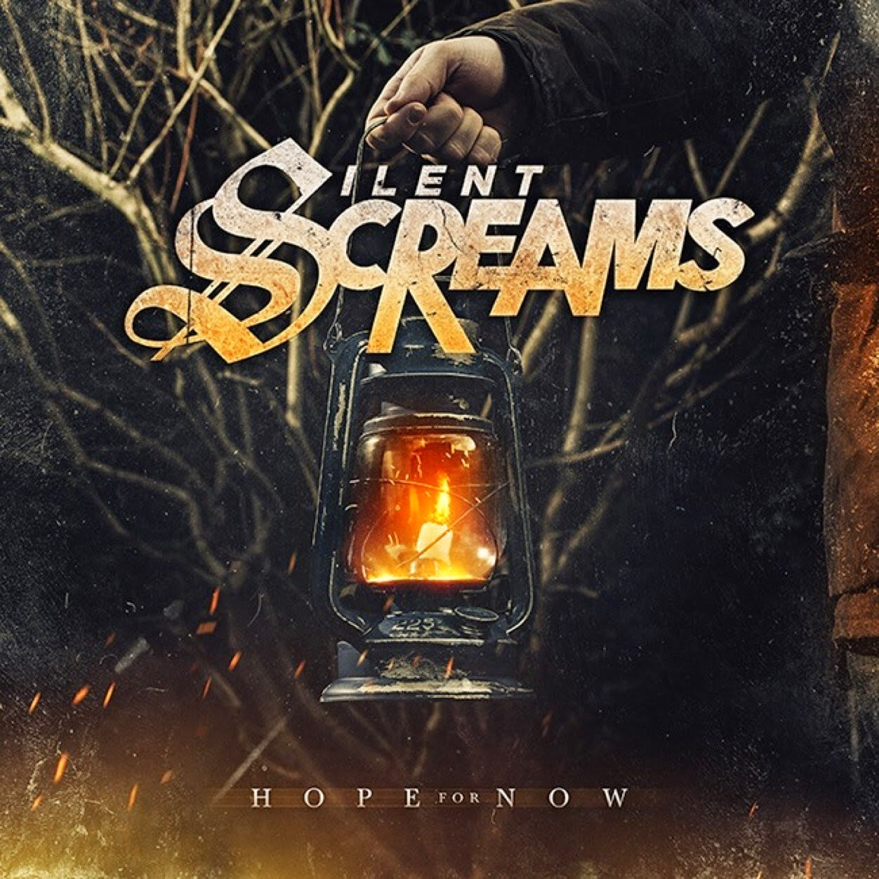 Silent Screams - Hope For Now (2014) 320 Kbps