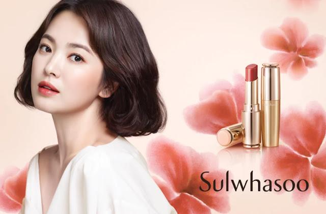 Lipstik dan Anting Song Hye Kyo di Drama Korea Encounter Menjadi Daya Tarik Penonton