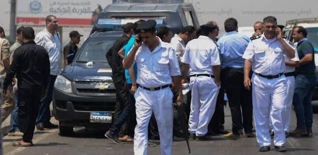 إصابة 10 أشخاص في حادث تصادم خلال توجههم لـمصيف جمصة