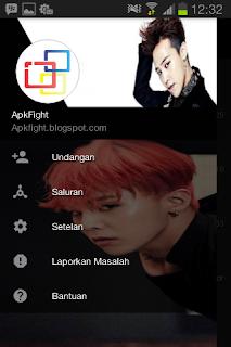 BBM Mod Tema G-Dragon v2.13.1.14 Apk Terbaru