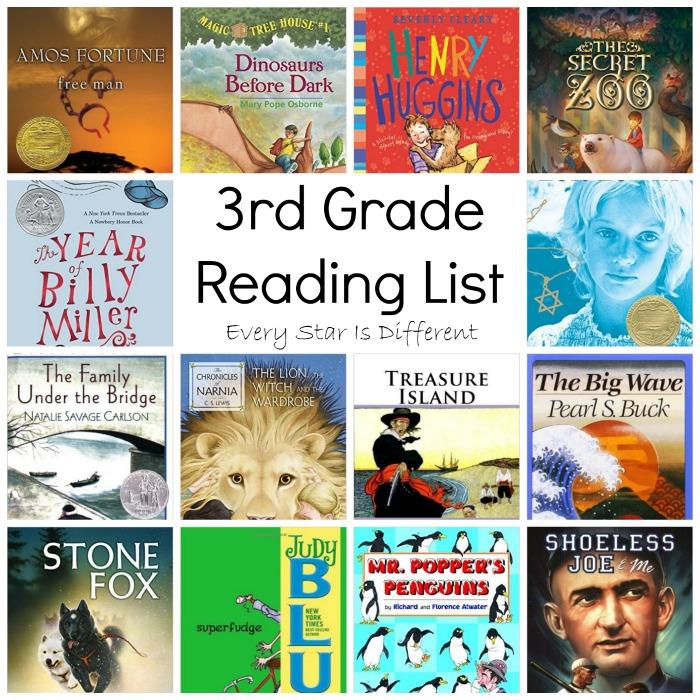 Books 3rd Grade Www Picswe Com