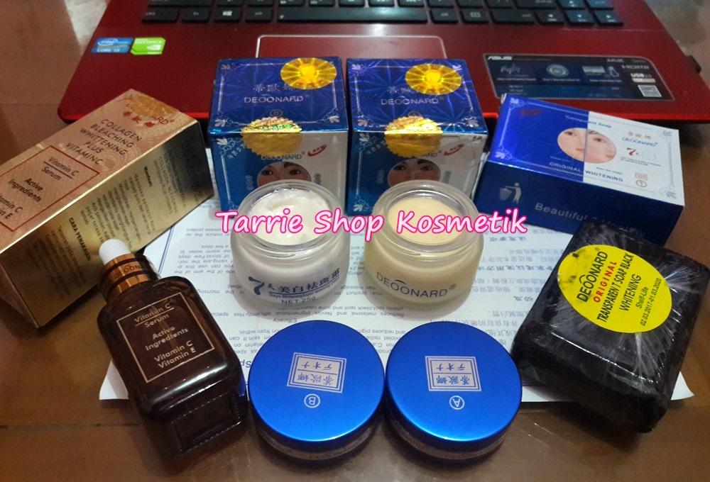 Paket Deoonard 7 Days JUMBO + Serum