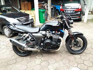 INFO MOGE BEKAS : Jual Honda CB1300Cc Tahun 2002 - JAKARTA