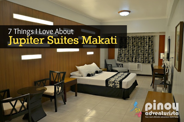 7 Things I Love About Jupiter Suites Makati