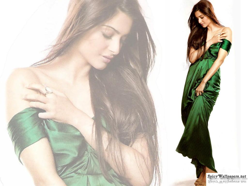 Sonam Kapoor Wallpapers: Bollywood Celebrities: Sonam Kapoor HOt, Spicy Wallpapers
