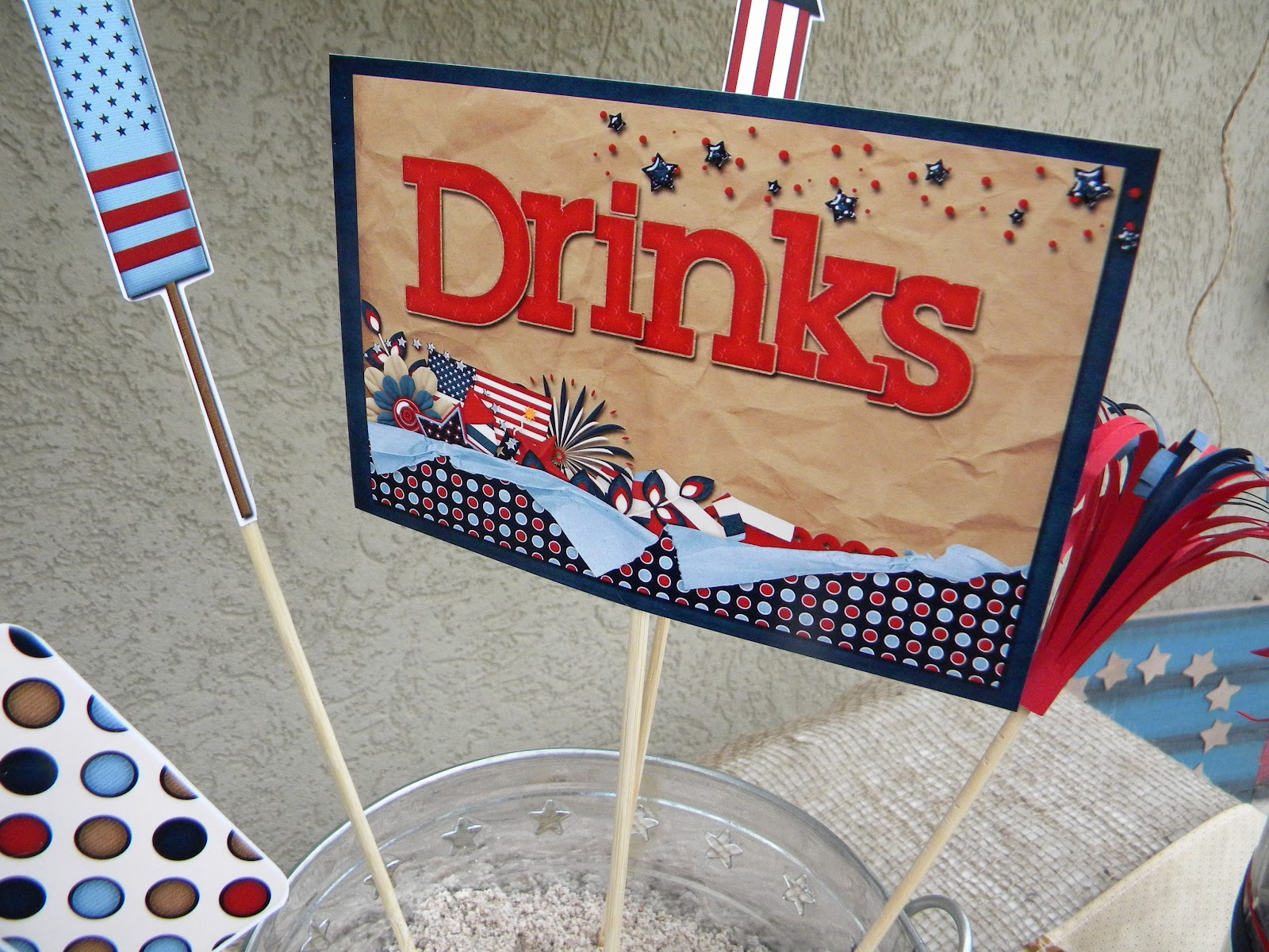 Flipchick Designs 4th Of July Crafts And Printables