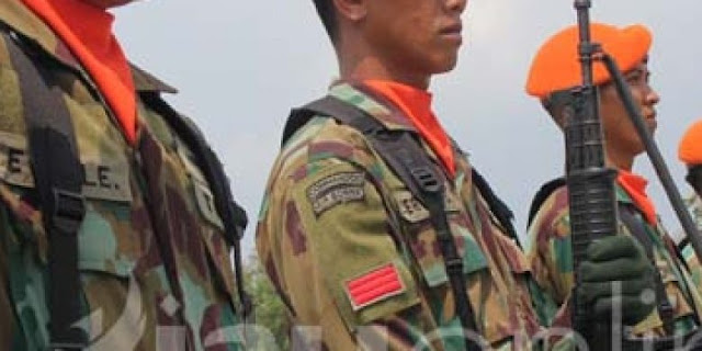 6 Anggota TNI Ini Ternyata Hafidz Qur'an 30 Juz