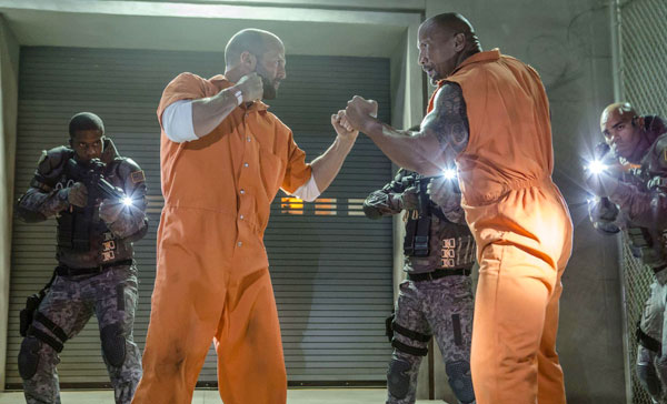 Review: FAST & FURIOUS 8 (2017)
